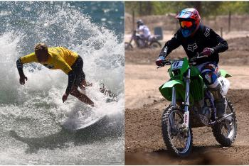450 Words: 2015 Surfercross