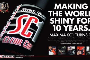 Maxima Racing Oils Celebrates 10 Years of SC1