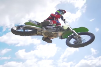 2016 Kawasaki KX450F First Ride