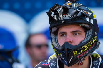 Rockstar Energy Husqvarna Sign Anderson, Pourcel to Extensions