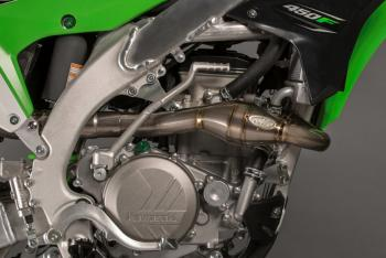 FMF Introduces 2016 Kawasaki Exhaust Systems
