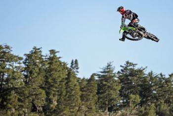 Hanny, Wey, Cooper and McNeil Hit the Oregon Dunes