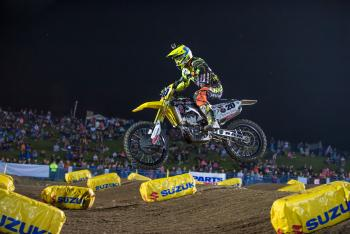 Broc Tickle Wins Edge of Summer MX