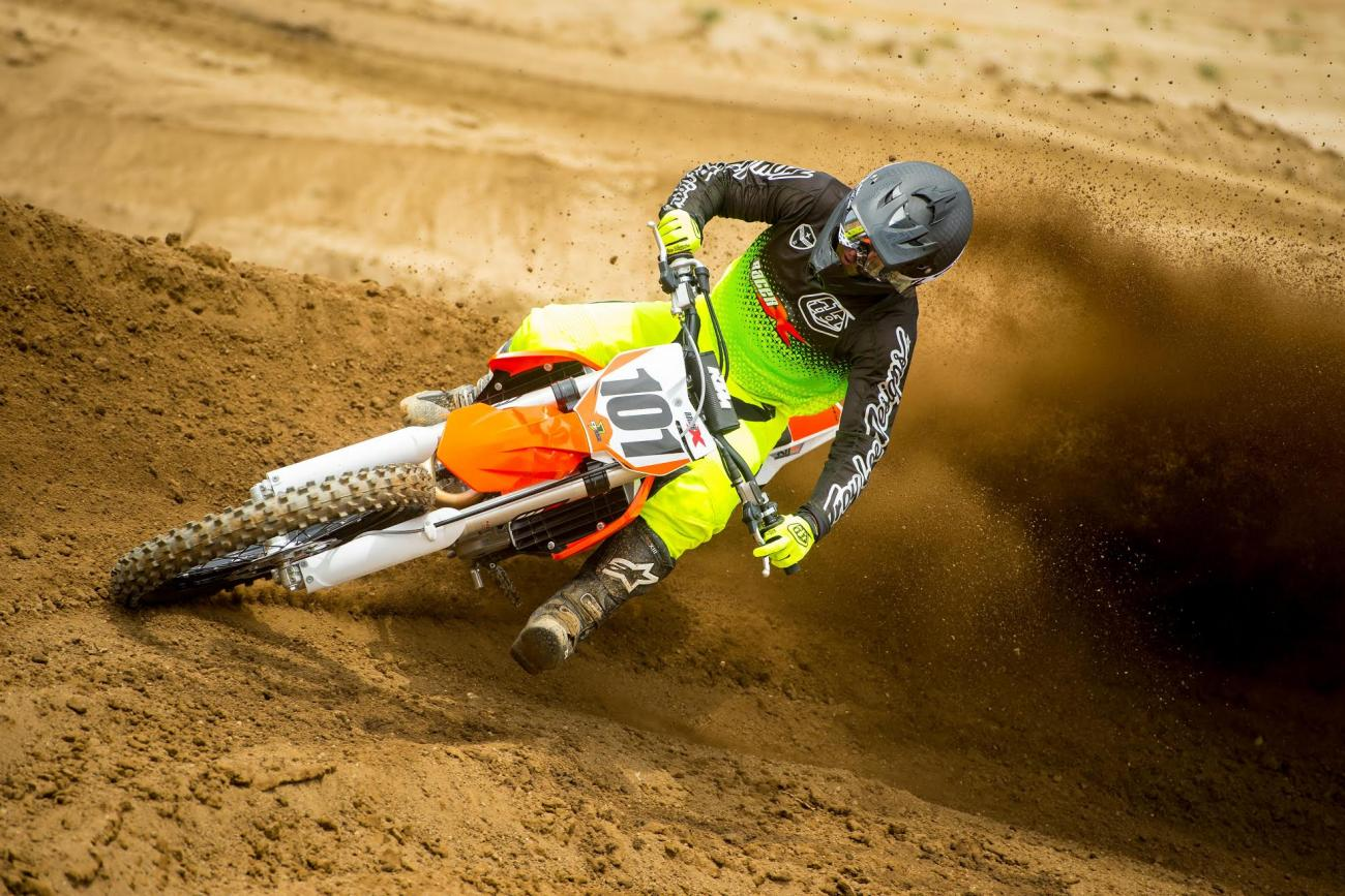 Racer X Films: Dialed In: 2016 KTM 450 SX-F