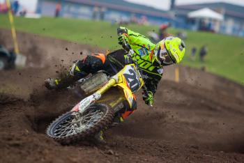 450 Words: Broc Tickle