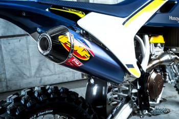 FMF Launches 2016 Husqvarna Exhaust Systems