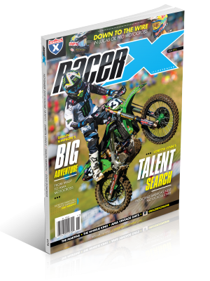 Preview the Latest issue of Racer X Illustrated