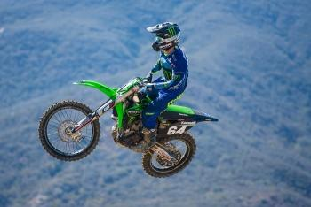 Between the Motos: Thomas Covington