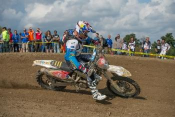 Sipes Is First Ever American ISDE Overall Winner
