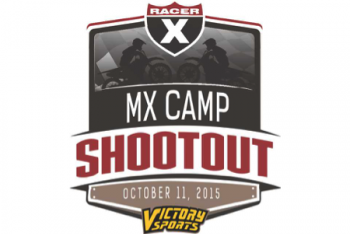 Racer X Motocross Camp Shootout