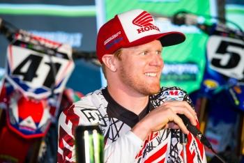 Trey Canard Confirmed to Race Final Round of All Japan MX National Championship