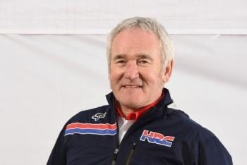 Between the Motos: Roger Harvey