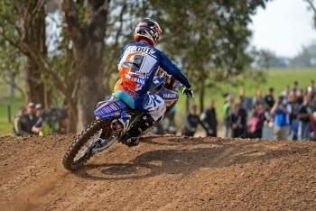 Australia Names Replacement MX2 Rider