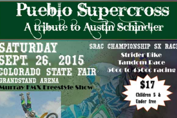 Pueblo Supercross: A Tribute to Austin Schindler