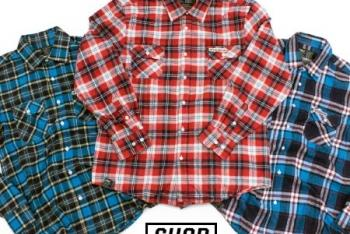 Factory Effex Introduces Flannel Shirts