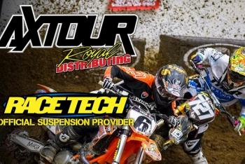 Race Tech Partners with Canadian National Arenacross Tour