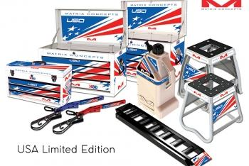 Matrix Concepts Releases Limited Edition Team USA Line
