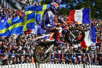 Motocross of Nations Qualifying Highlights