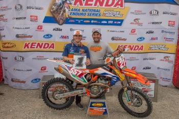Kailub Russell Captures National Enduro Title