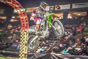 Kicker Arenacross Coming to Amarillo and Albany This Weekend