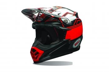 Bell Introduces Kurt Caselli Moto-9 Helmet