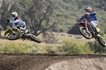 Which rider will win Red Bull Straight Rhythm Open Class?
