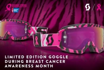 Scott Releases Breast Cancer Awareness Goggle