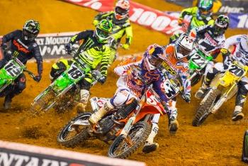 FOX Sports' Regional Sports Networks To Re-Air 2015 Supercross