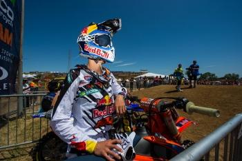 Marvin Musquin to Miss Red Bull Straight Rhythm