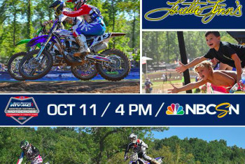 Watch Loretta Lynn's Amateur Motocross National This Sunday