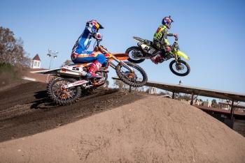 Roczen, Stewart Top Qualifying at Straight Rhythm