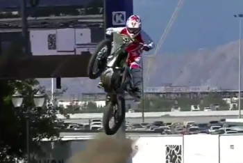 Vince Friese Goes Too Big at Red Bull Straight Rhythm