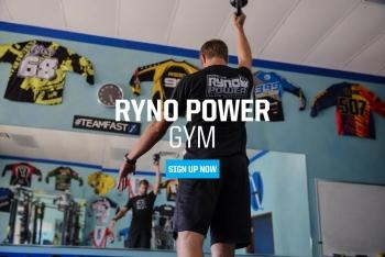 Ryno Power Relaunches Online Ryno Power Gym