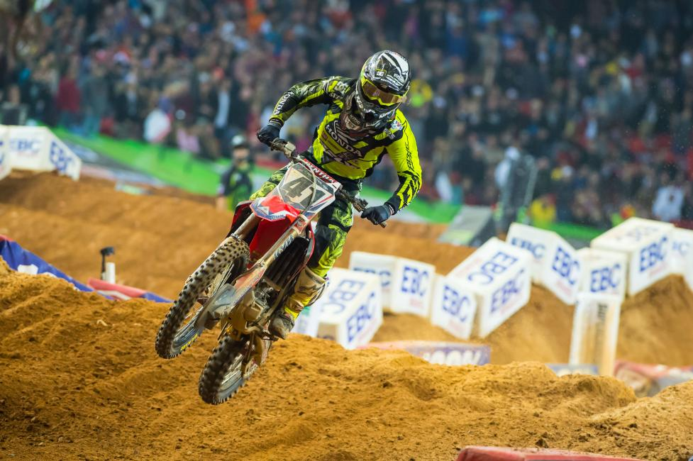 Trey Canard isn't coming in this year with the same momentum, but the #41 should never be counted out.
