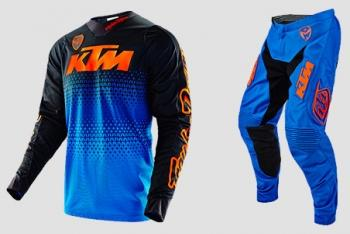 Troy Lee Designs Introduces KTM Starburst Gear