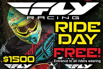 Fly Racing Ride Day