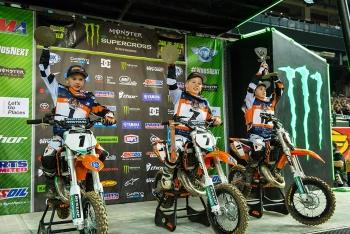 KTM Junior Supercross Challenge Schedule Announced