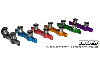 Tamer Introduces Six Colorways for Holeshot Device