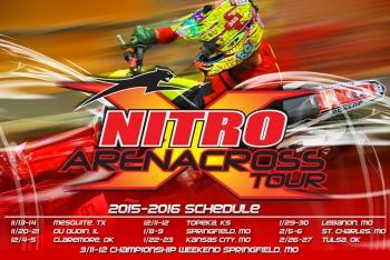 Nitro Areana Cross Tour