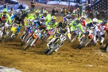 A Different View: Monster Energy Cup
