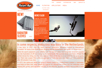Twin Air Introduces New Website