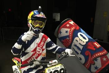 Travis Pastrana Signs with Sony's Team Action Cam
