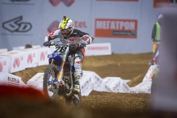 What's your interest in European off-season SX races?