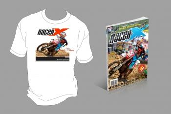 Subscribe Now and Get a Free Ryan Dungey Rider of the Year T-Shirt
