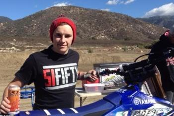 51FIFTY Yamaha Inks Deal with Zach Bell