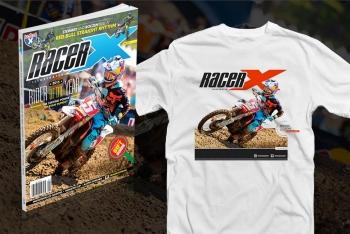 Get a Free Ryan Dungey Cover Shirt When You Subscribe or Renew Now