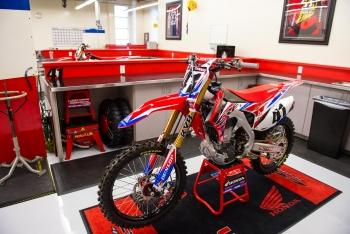 Racer X Films: Honda HRC Media Intro