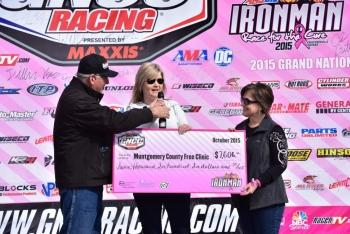 GNCC Raises Over $8,000 For Breast Cancer Awareness