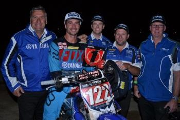 Dan Reardon Extends Australian Supercross Points Lead