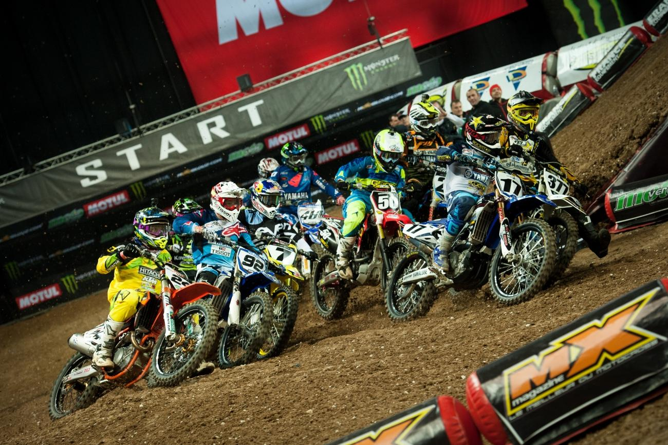 Racer X Films: Bercy-Lille, Remastered